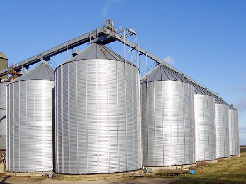 Grain Steel Silo Manufacturers