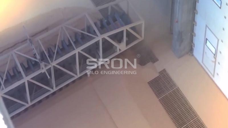 Warehouse scrap machine