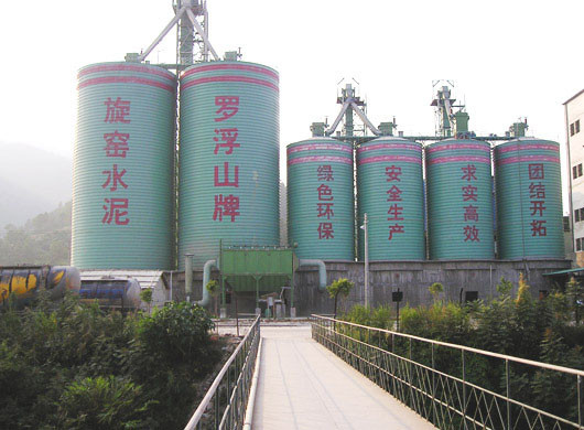 Silo System Solution for Cement Plant Industry