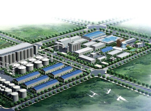 Food Processing Plant Grain Storage Solutions
