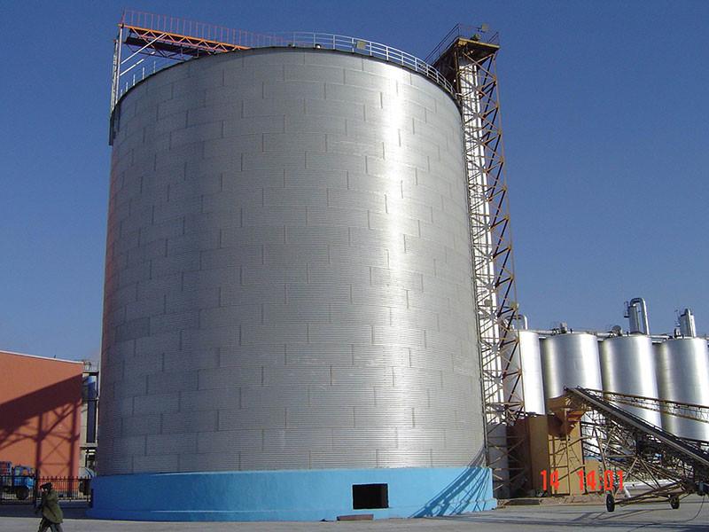 3000 Ton Steel Grain Storage Silo