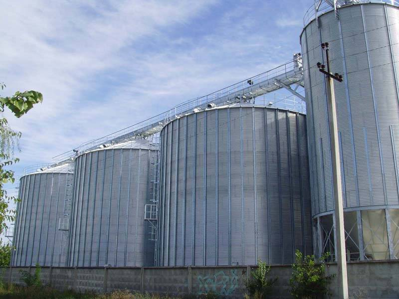 Maize Storage Steel Silo