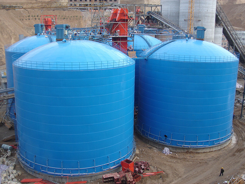 Welded Steel Silo for Powder/Liquid/Gas