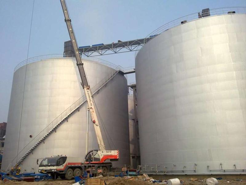 Industrial Steel Silo