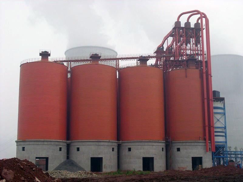High Capacity powder silo suppliers for bulk material