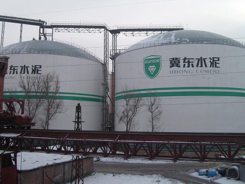 SRON powder storage silo price for bulk materil storage