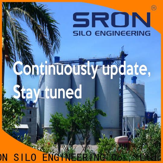 SRON grain storage silos factory for farming industry