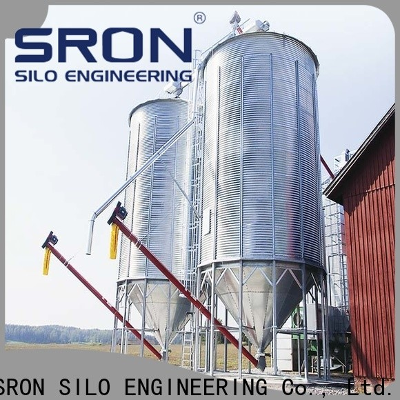 SRON Customized grain storage silos for sale