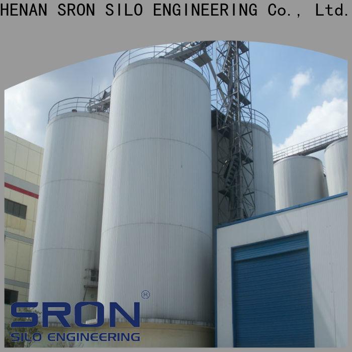 SRON grain steel silo company for farms