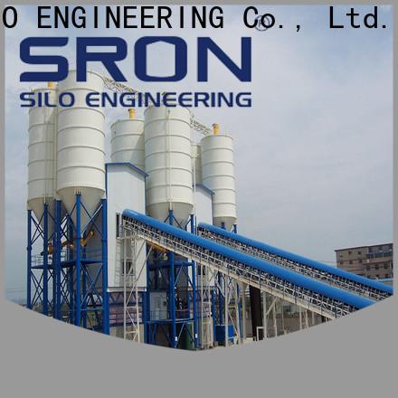 SRON coal silo manufacturers