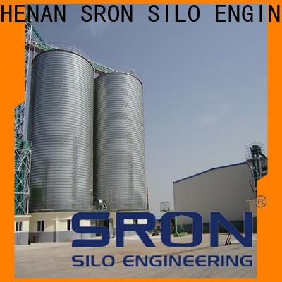 SRON Custom powder silo cost