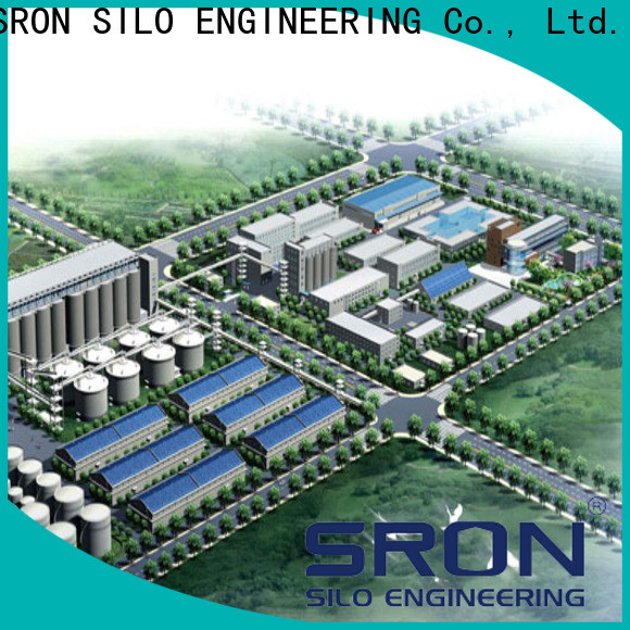 SRON Top materials storage systems factory for grain storage