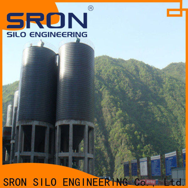 SRON Top silo safety systems wholesale for storing bulk materials