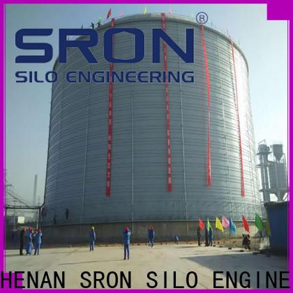 SRON powder silo company