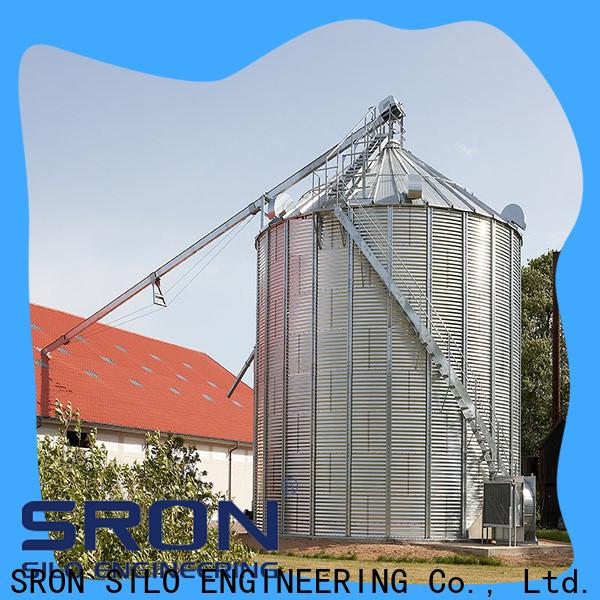 SRON buy grain silo factory price for grain storage