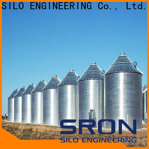 Custom made buy grain silo factory price for food & beverage industry