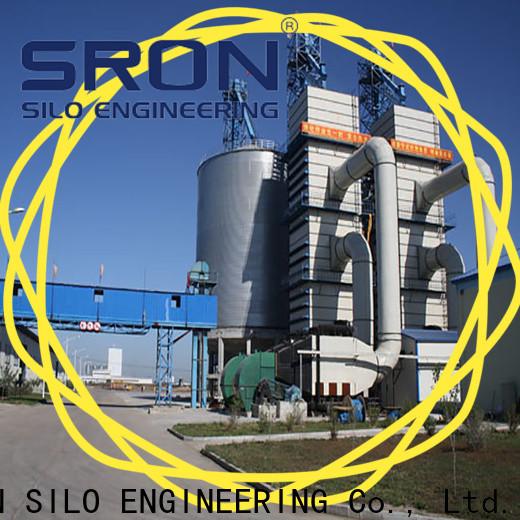 SRON grain silo manufacturer supply for farming industry