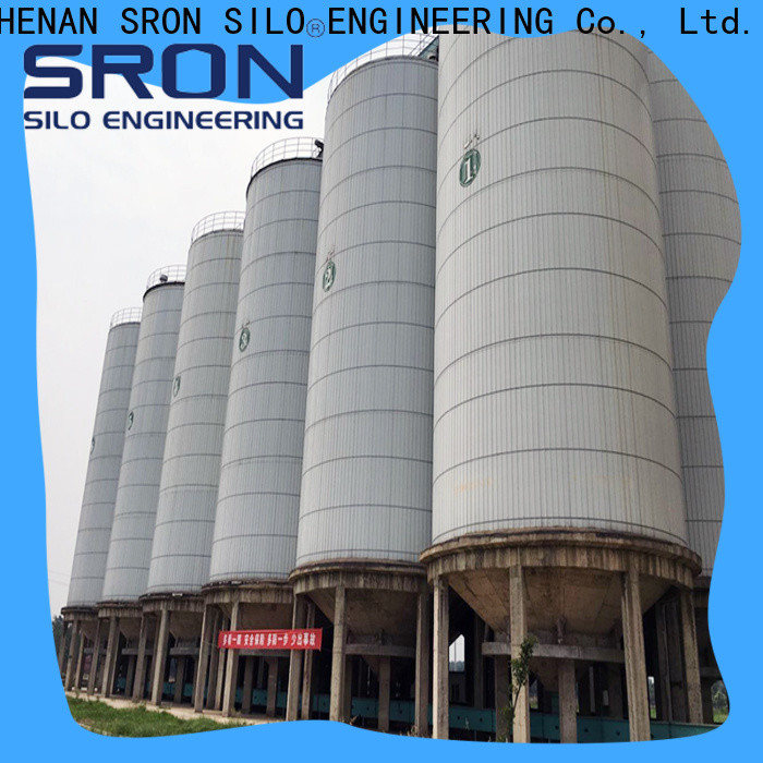 SRON feed silo supply for grain storage