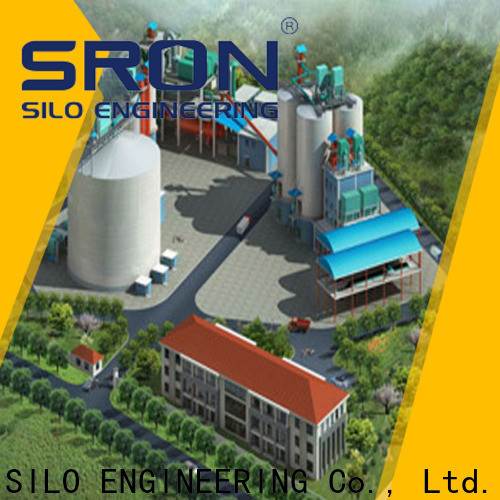 SRON Latest silo system wholesale for storing bulk materials