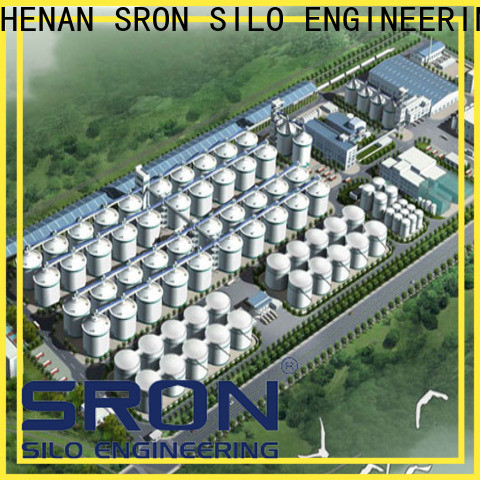 SRON High Capacity materials storage systems manufacturers for farms