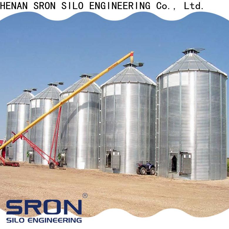 SRON grain storage silos suppliers