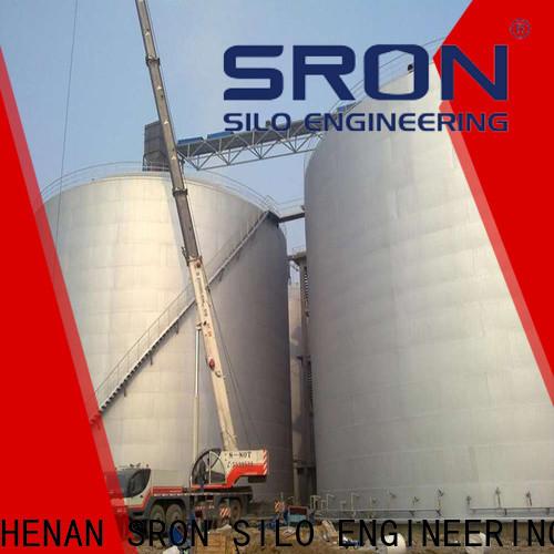 SRON storage silos solution