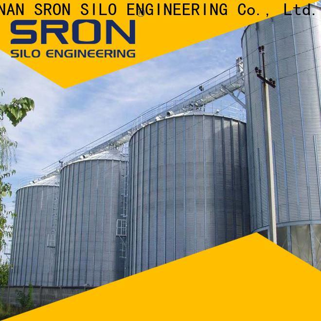 Custom paddy storage silo price