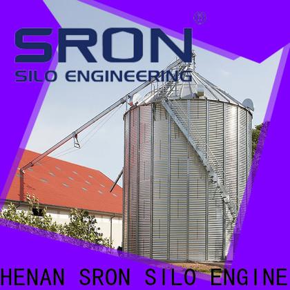 SRON corn silo company for grain storage