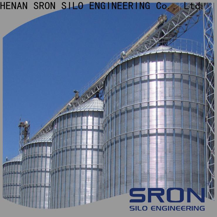 SRON farm silo for sale suppliers for grain storage