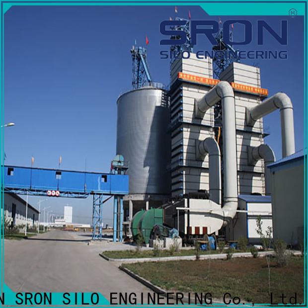Professional grain silo manufacturer price for grain storage