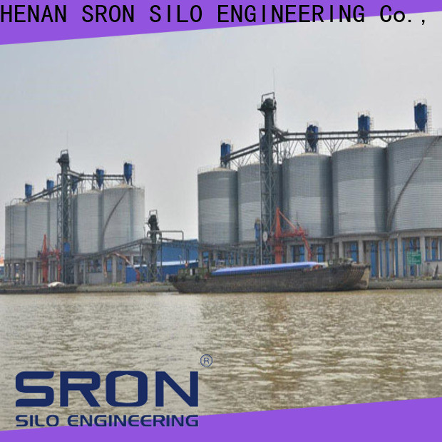Customized silo system cost for manufacturing plant