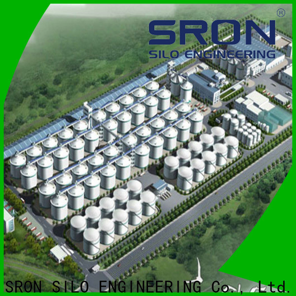 SRON New grain storage systems factory price for farms