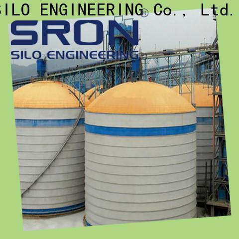 Latest lime silo wholesale for bulk materil storage