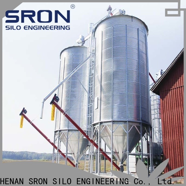 SRON metal silos manufacturers