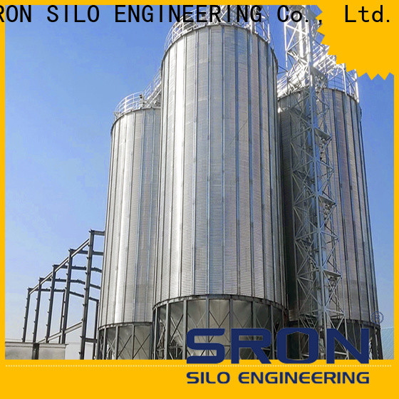 SRON High Capacity wheat silo cost for food & beverage industry