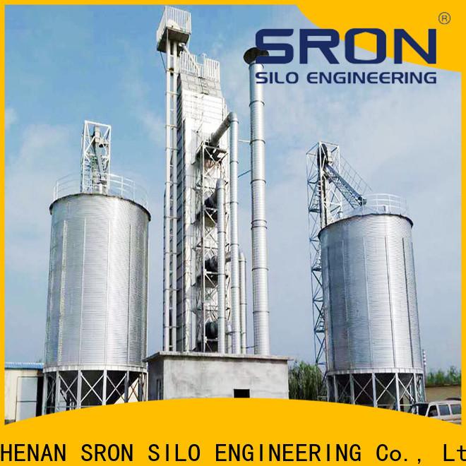 SRON New grain storage bin supply for farming industry