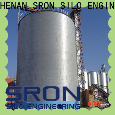 SRON concrete grain silos cost for farms