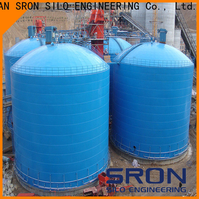 SRON bolted silos wholesale for bulk material