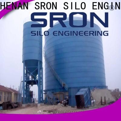 SRON New ash silo factory price for bulk material