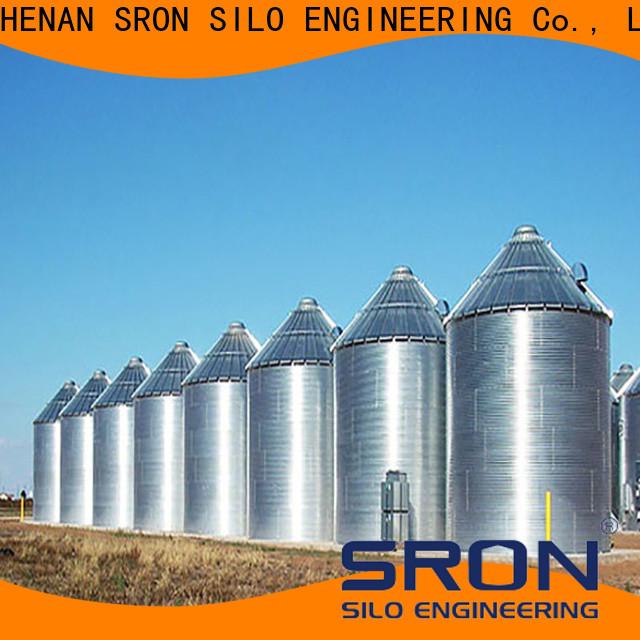 SRON Top maize storage silo