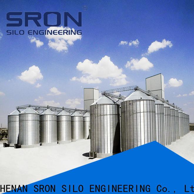 SRON corn storage silo supply for storage of grains