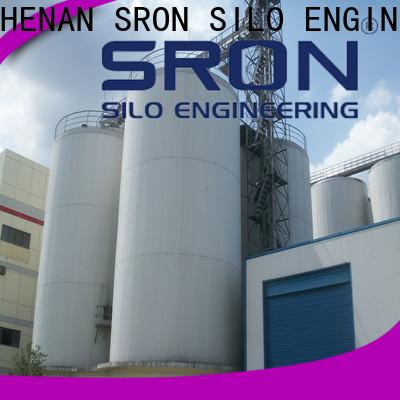 SRON Custom made steel grain silo price