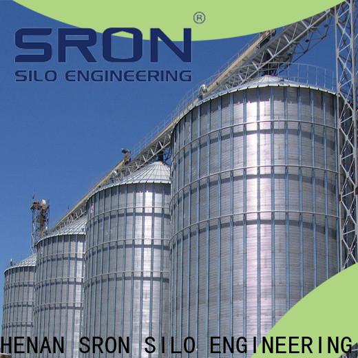SRON grain storage facility cost for grain storage