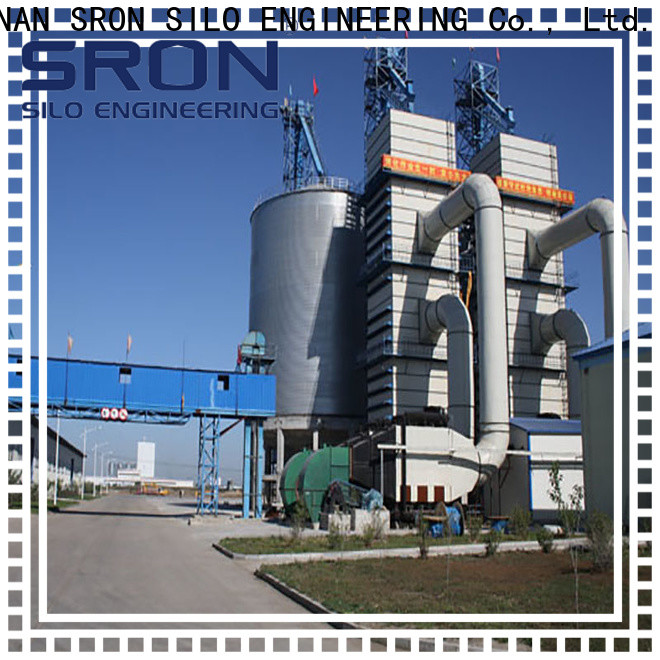 Latest corn silo for food & beverage industry