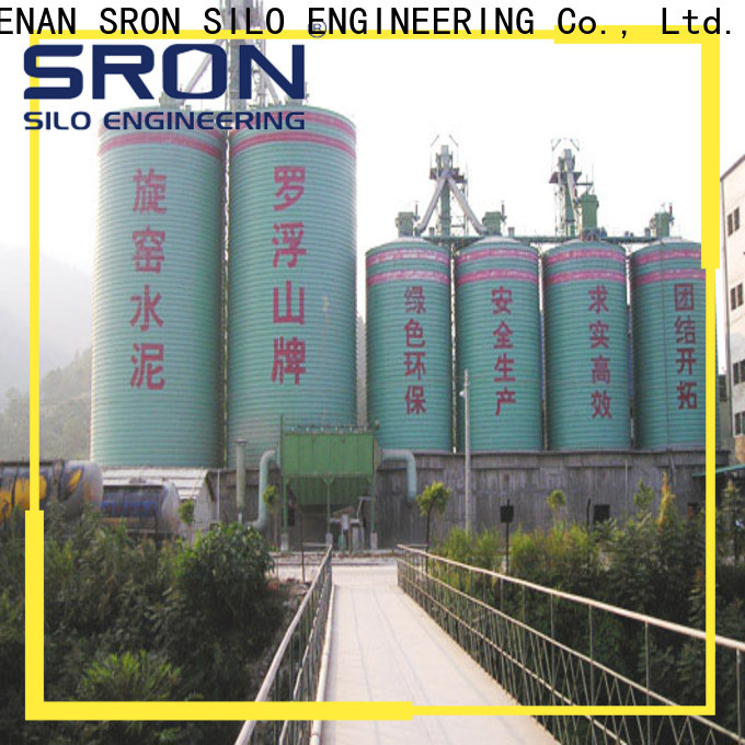 SRON silo safety systems manufacturers for many industries