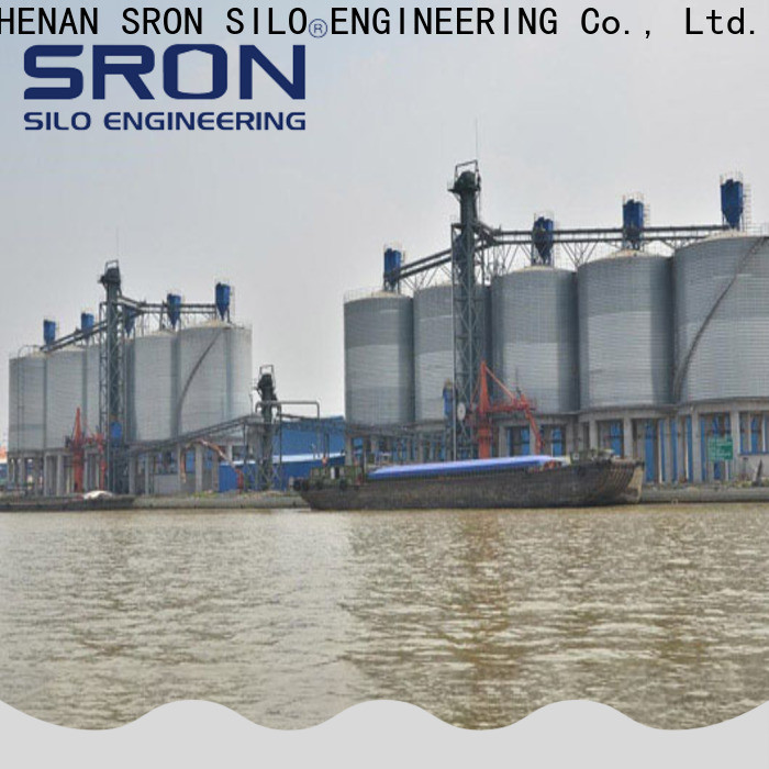 SRON silo safety systems factory for manufacturing plant