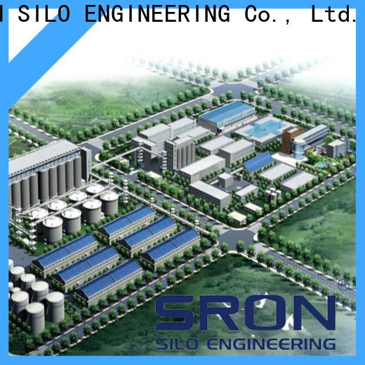 SRON grain storage systems vendor for grain storage