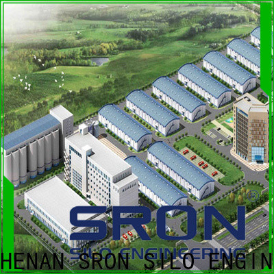 SRON Latest grain storage systems suppliers for food & beverage industry