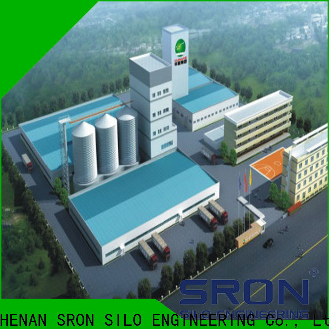 SRON materials storage systems for sale for grain storage