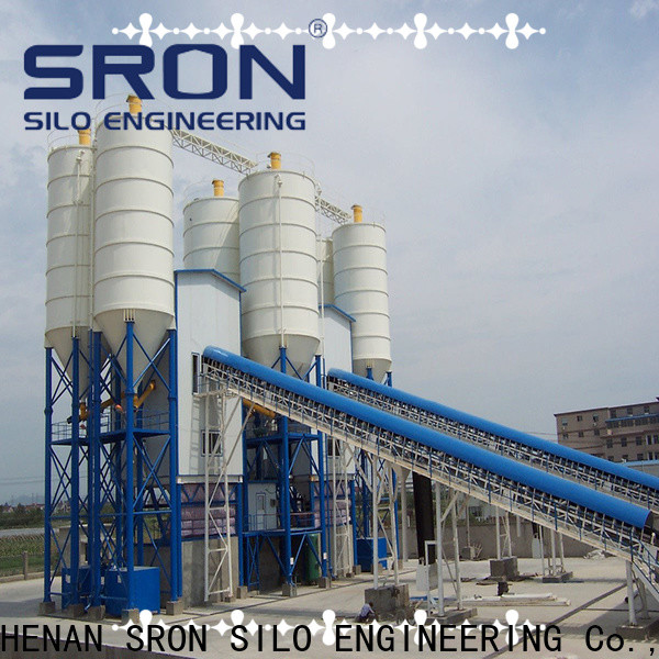 SRON Latest lime storage silo wholesale